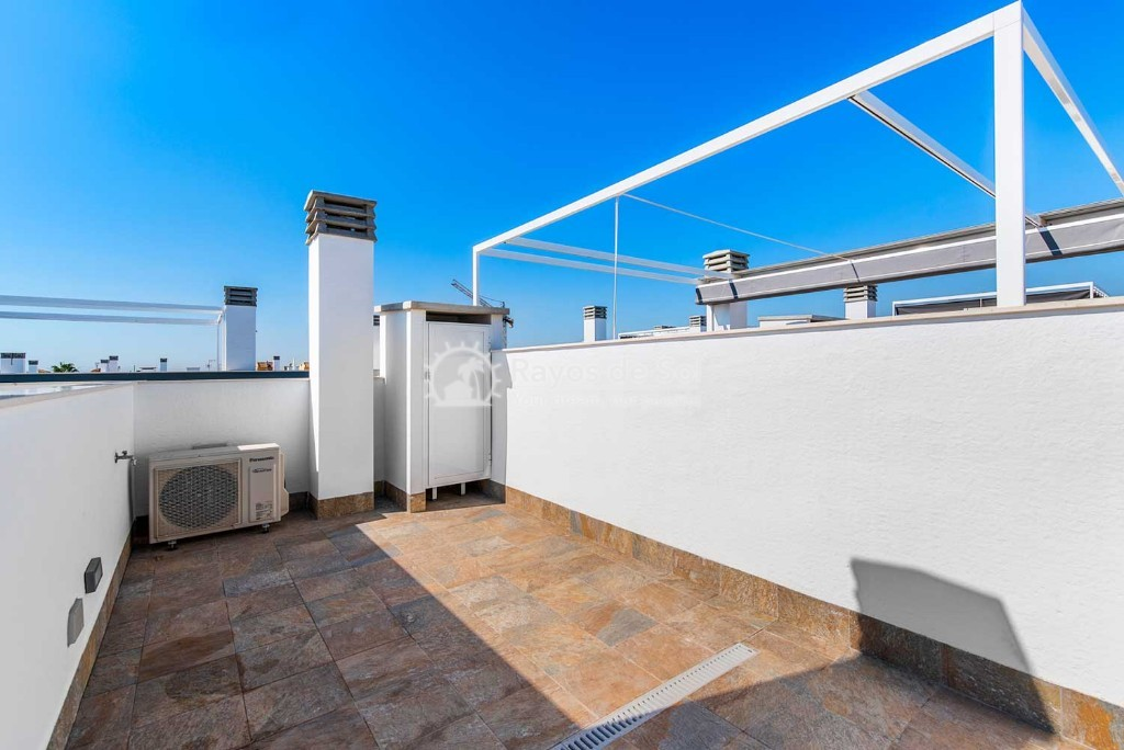 Ground Floor Apartment  in Pilar de la Horadada, Costa Blanca (lamar4-1d-tf) - 11