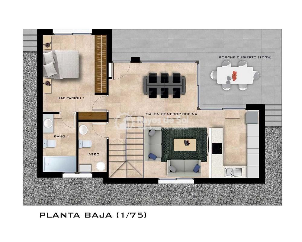 Villa  in San Miguel de las Salinas, Costa Blanca (naturav-standrews) - 8