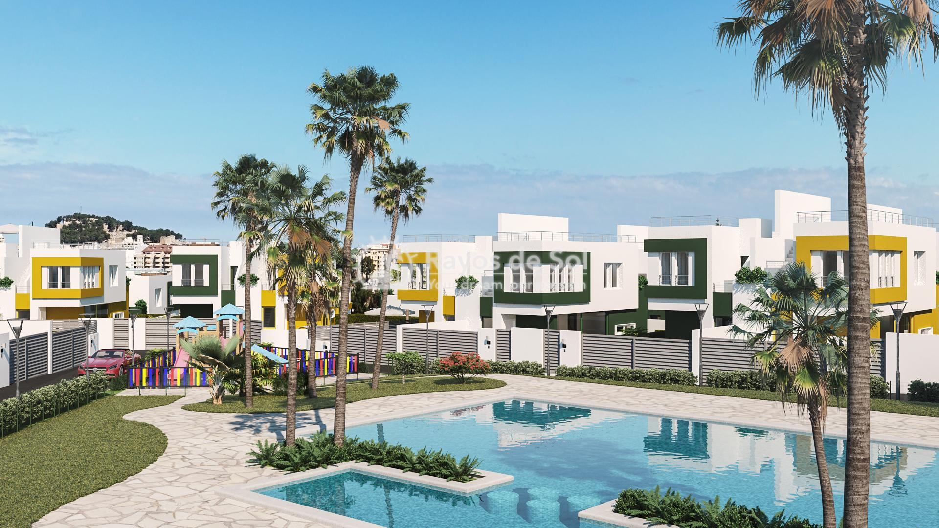 Townhouse  in Denia, Costa Blanca North (tgros-dpx-2d) - 1