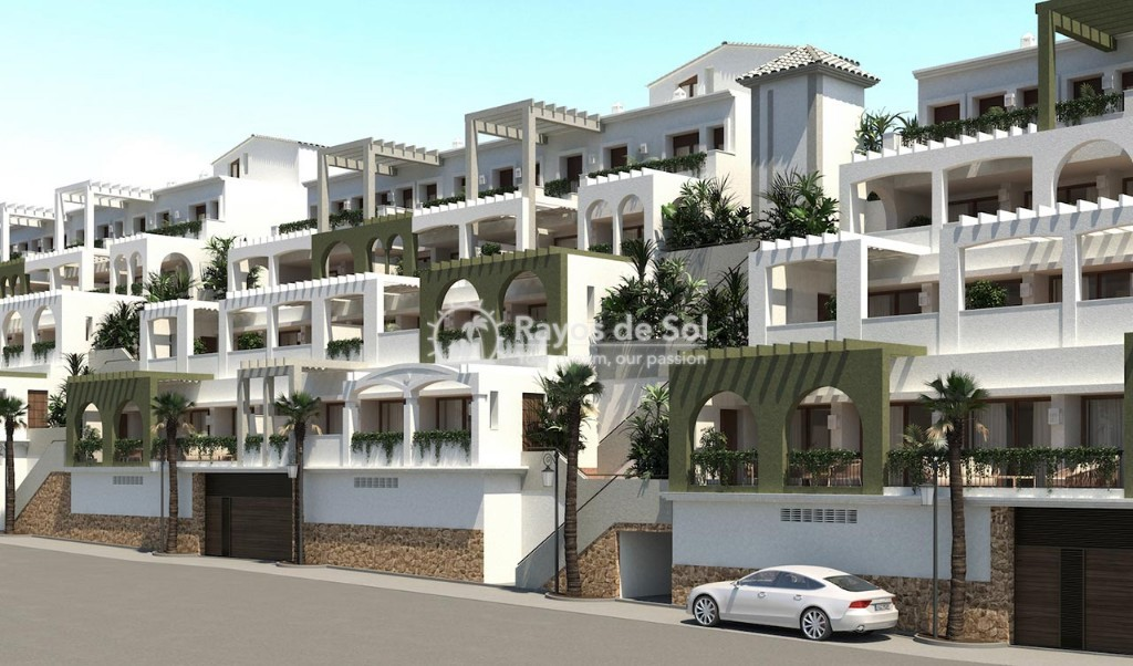 Apartment  in Gandía, Costa Blanca (xeresa-1d) - 1