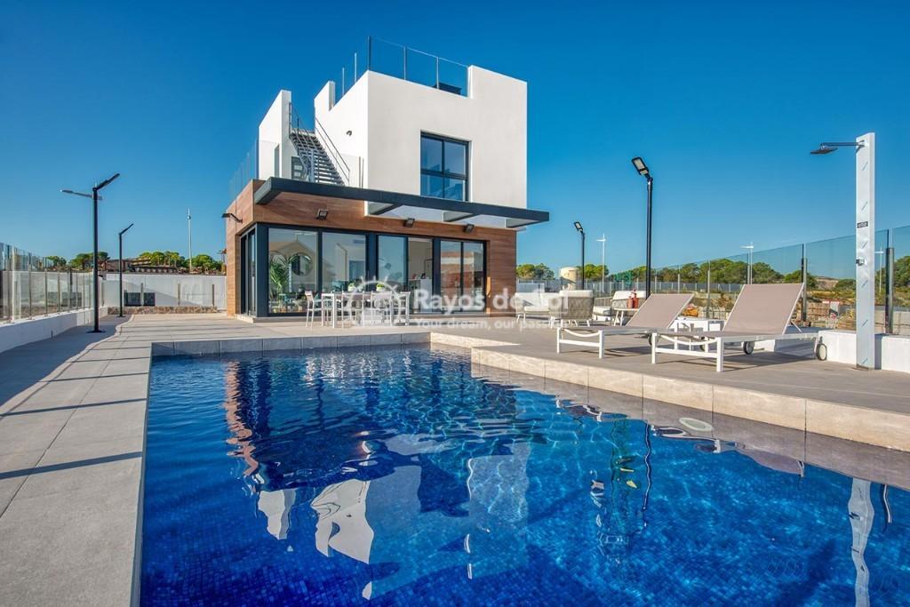 Villa  in La finca Golf, Algorfa, Costa Blanca (royalpgolf-villa) - 1