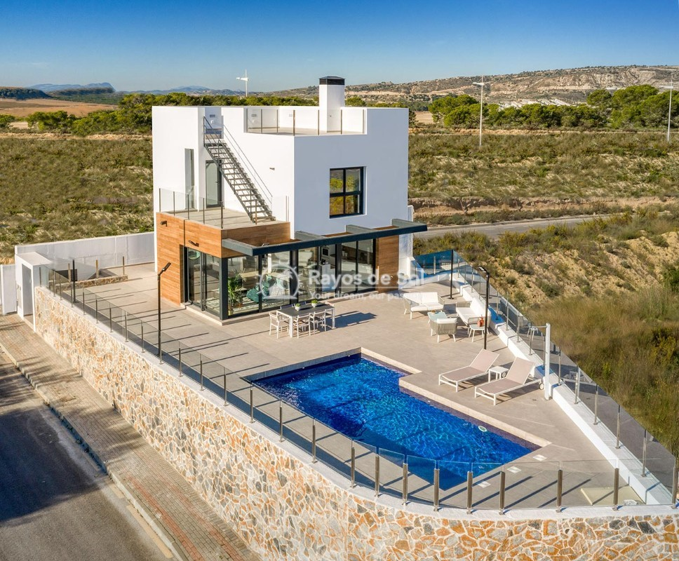 Villa  in La finca Golf, Algorfa, Costa Blanca (royalpgolf-villa) - 20