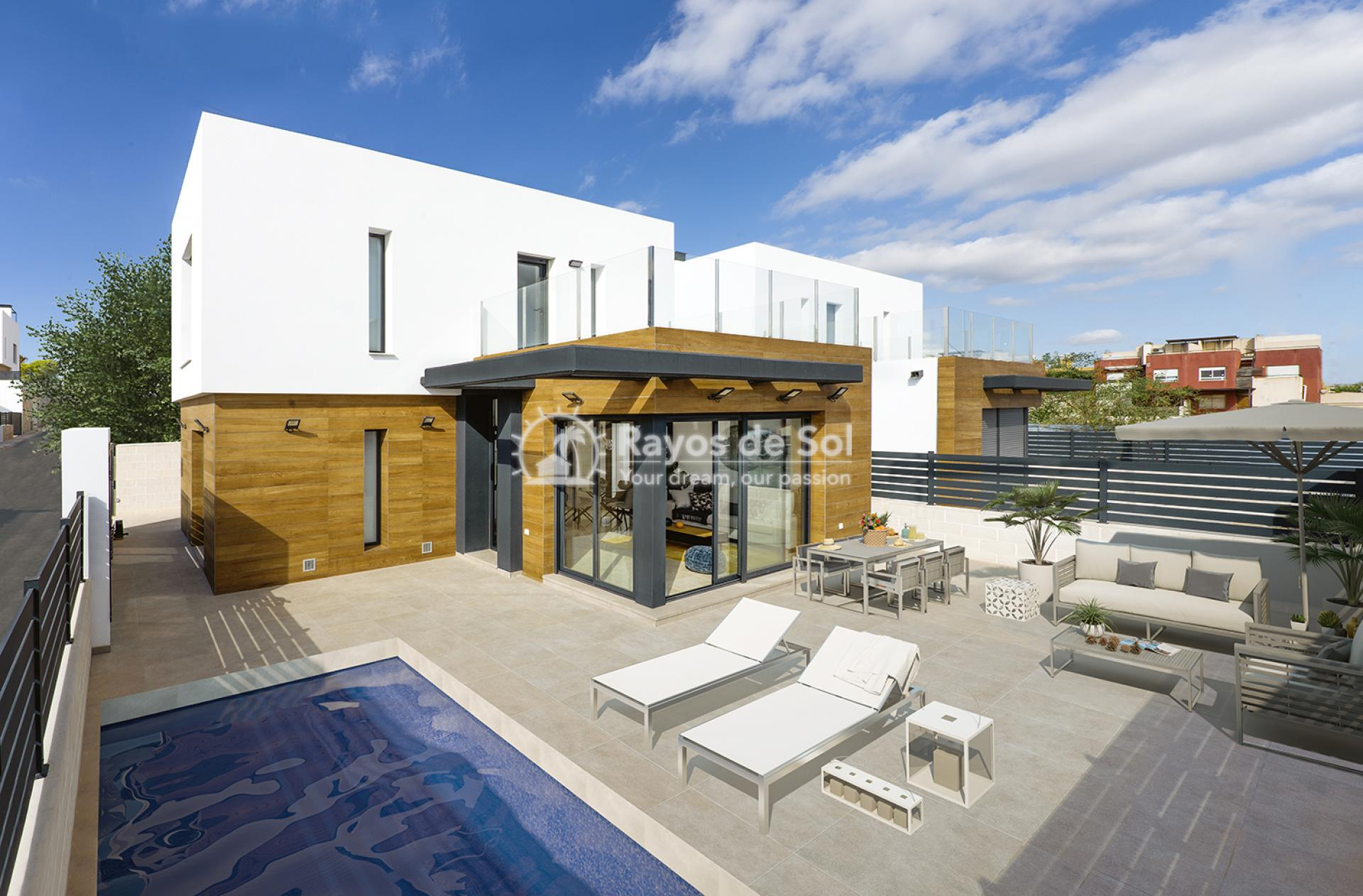 Villa in La finca Golf, Algorfa, Costa Blanca (royalpgolf-semid) - 1