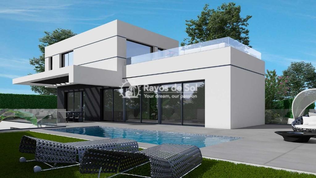 Villa  in Polop, Costa Blanca (venecia3-romeo) - 1
