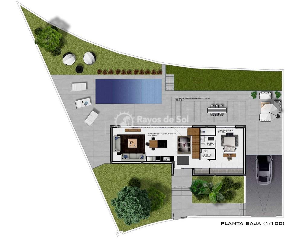 Villa  in Polop, Costa Blanca (venecia3-romeo) - 3
