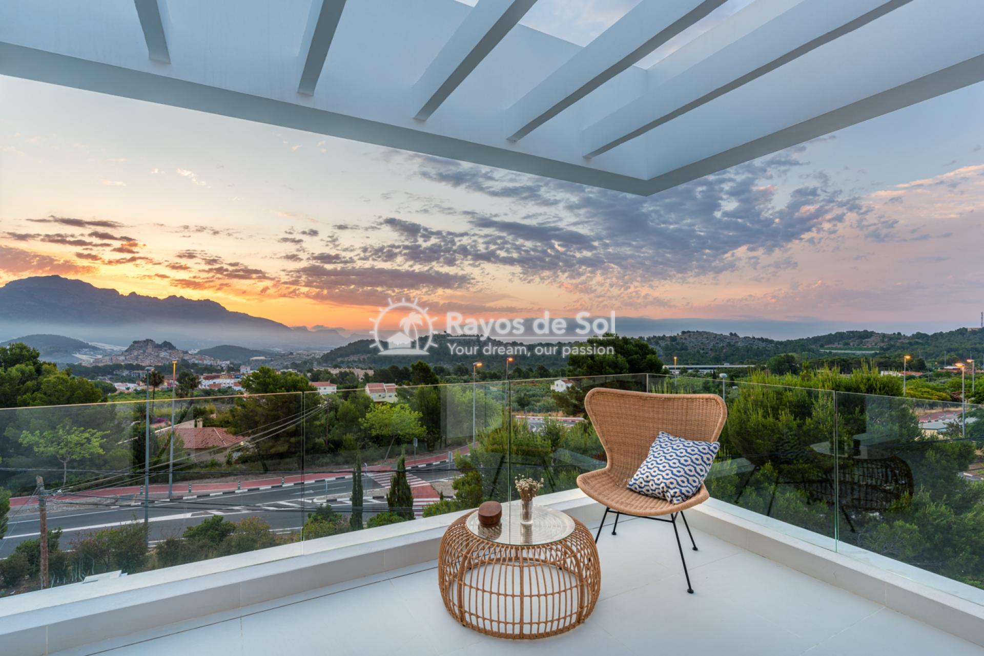 Villa  in Polop, Costa Blanca (venecia3-julieta) - 38