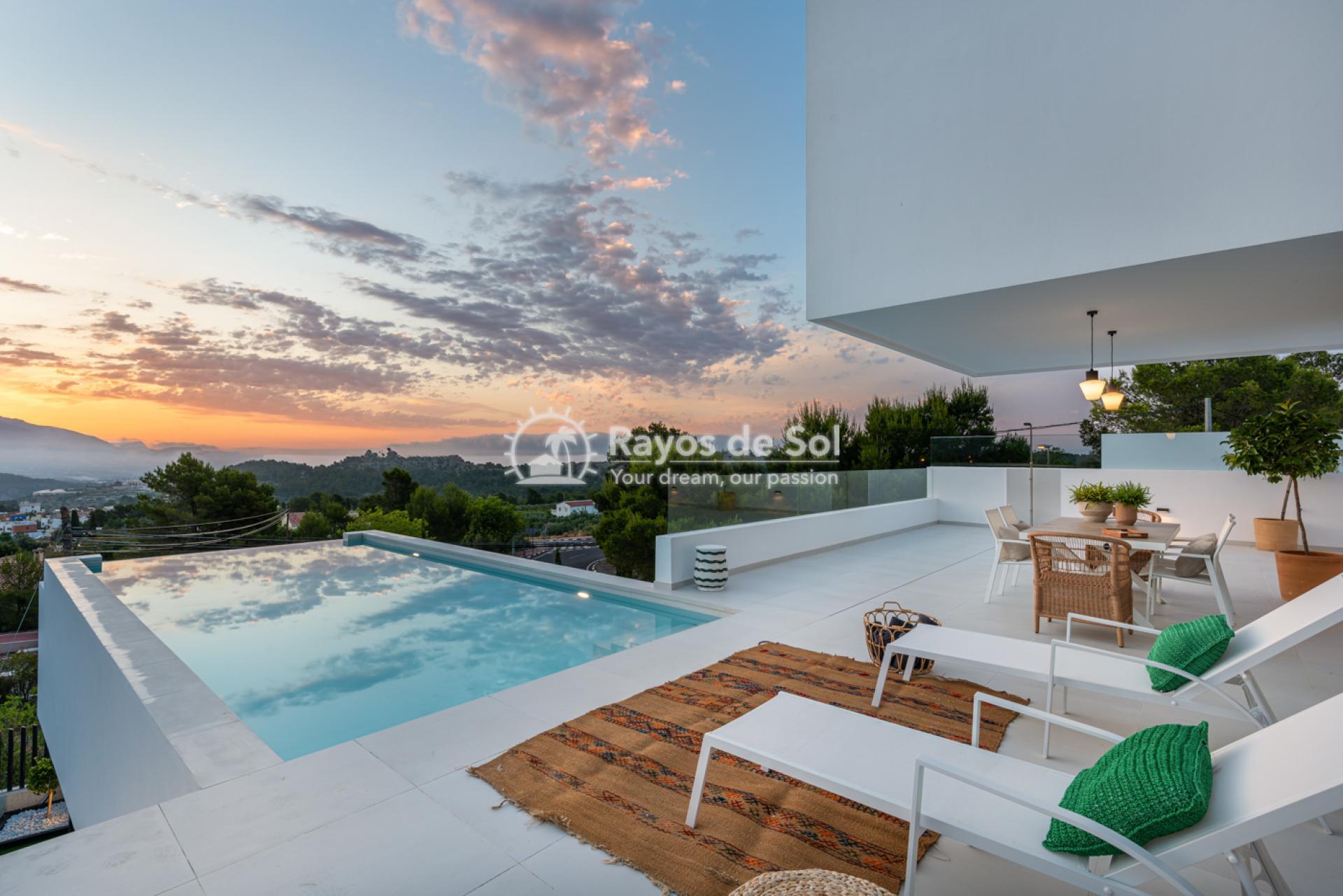 Villa  in Polop, Costa Blanca (venecia3-julieta) - 63
