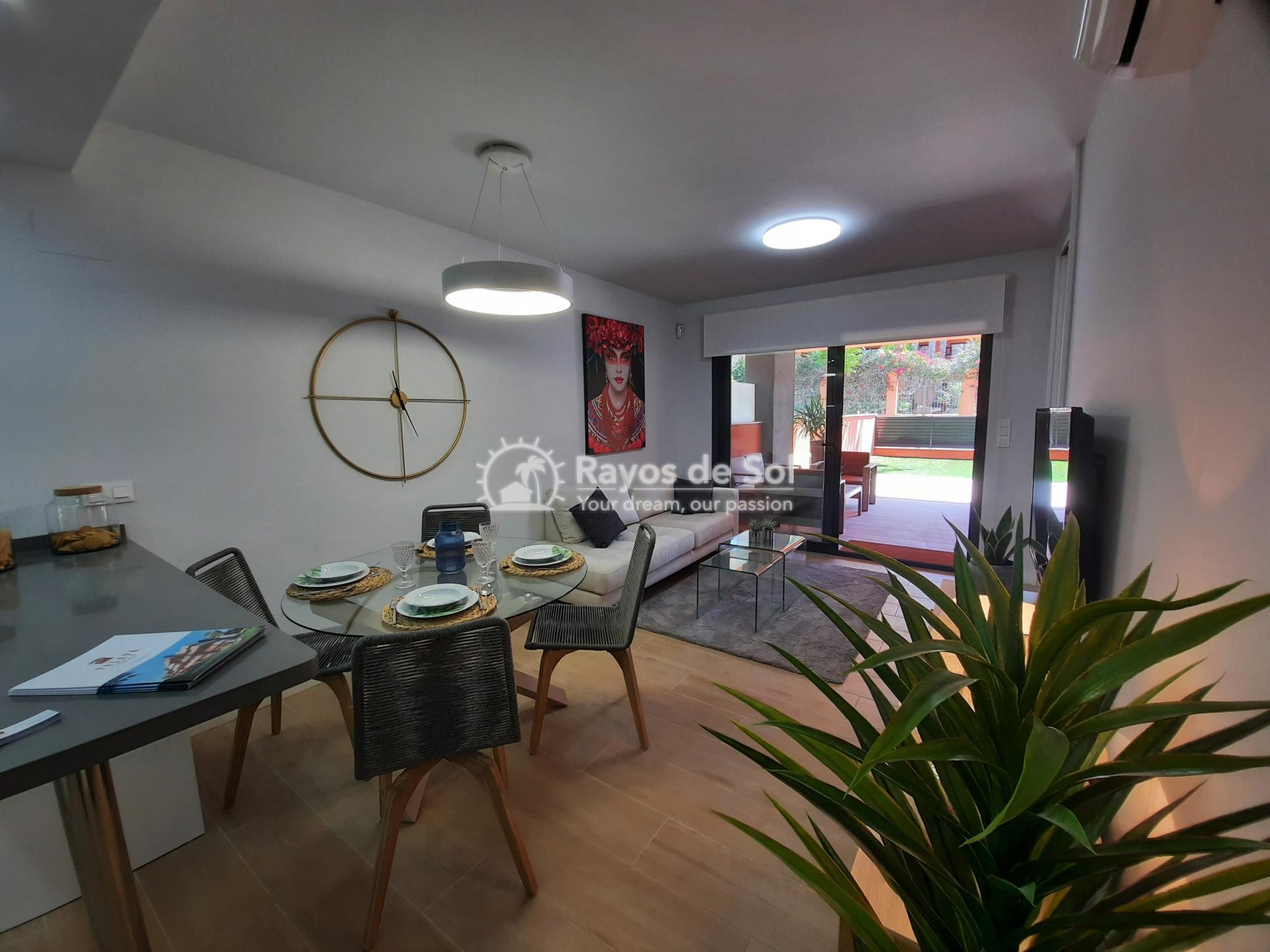 Apartment  in Orihuela Costa, Costa Blanca (palapag-gf) - 2