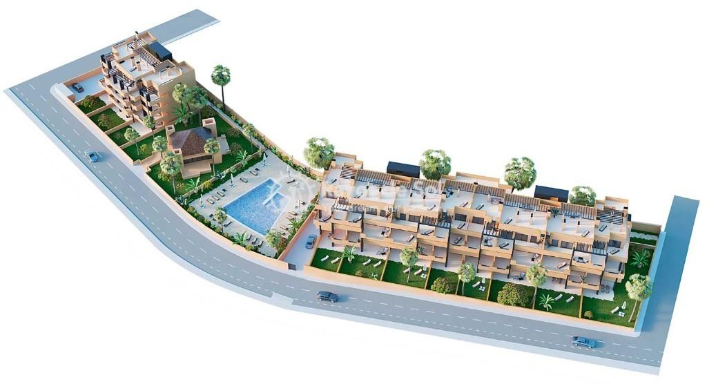 Penthouse  in Orihuela Costa, Costa Blanca (palapag-ph) - 24