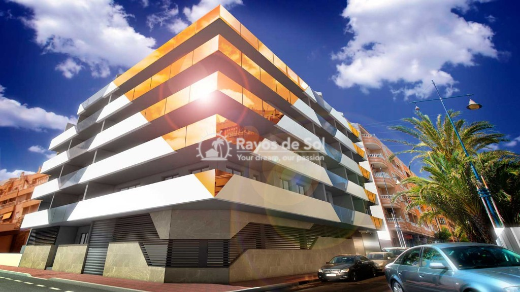 Apartment  in Torrevieja, Costa Blanca (alegria12-3d) - 1