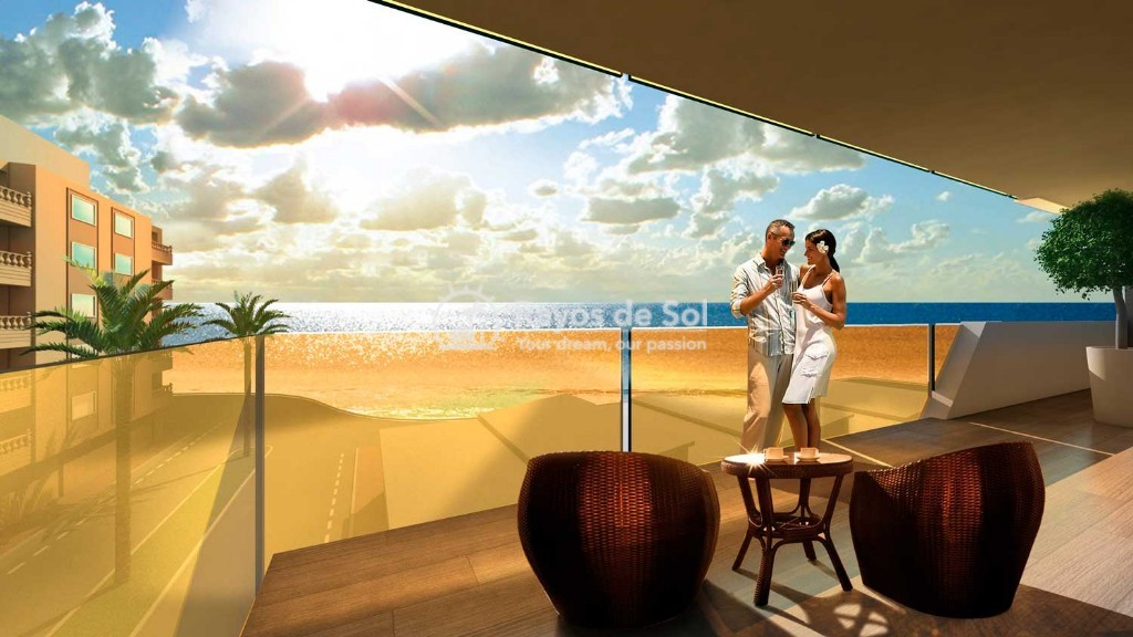 Apartment  in Torrevieja, Costa Blanca (alegria12-3d) - 2