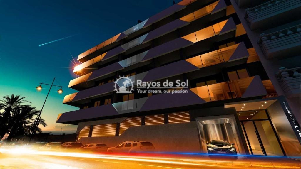 Apartment  in Torrevieja, Costa Blanca (alegria12-3d) - 8