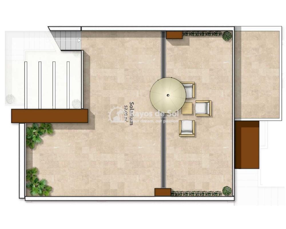 Penthouse  in San Pedro del Pinatar, Costa Cálida (belich2-tf) - 8