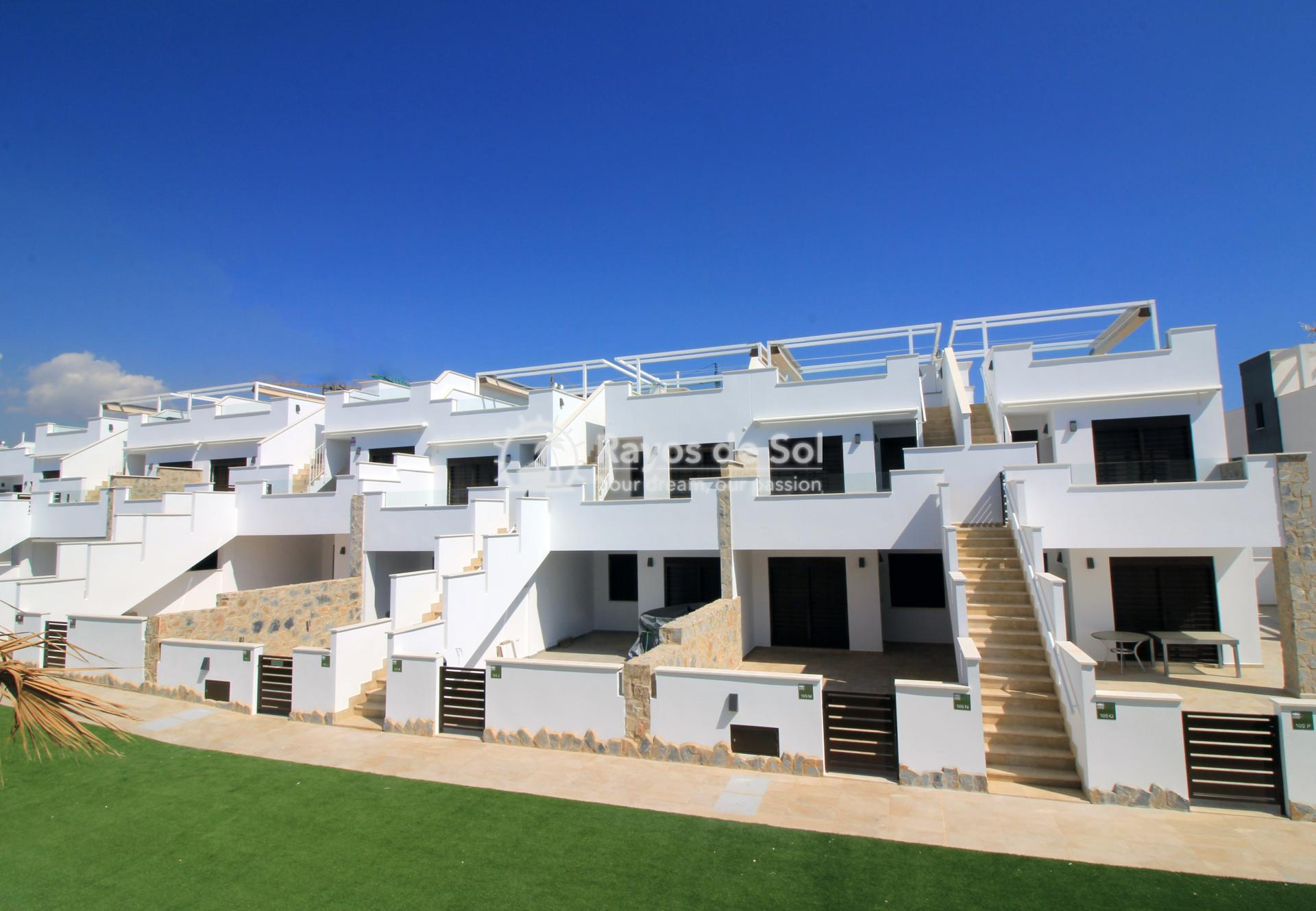 Ground Floor Apartment  in Torre de la Horadada, Pilar de la Horadada, Costa Blanca (portom5-gf) - 22