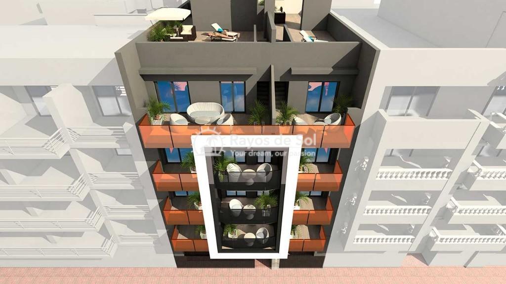 Penthouse  in Torrevieja, Costa Blanca (alegria14-ph-3d) - 2