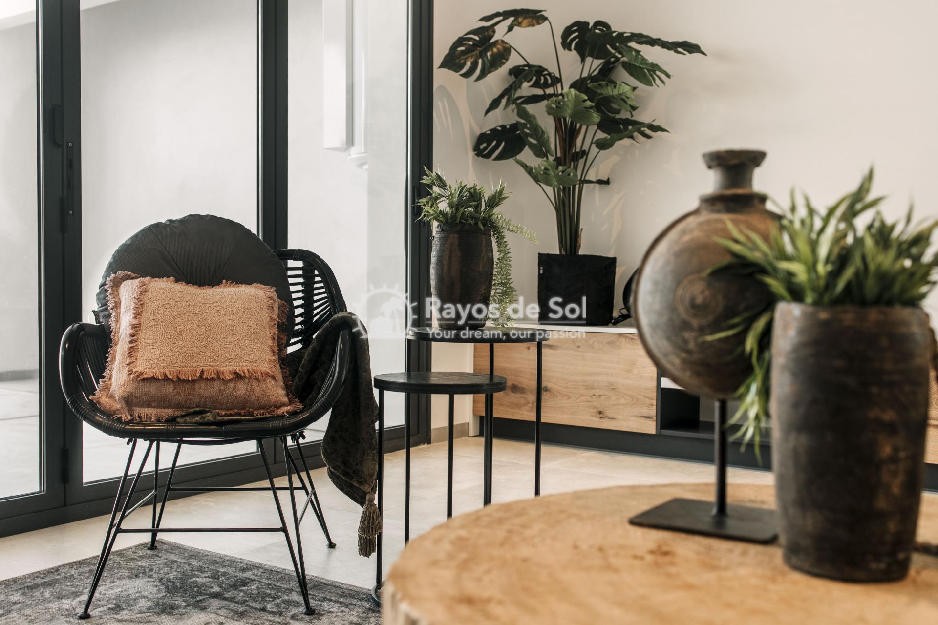 Ground Floor Apartment  in Ciudad Quesada, Costa Blanca (oceaniclux-gf) - 3