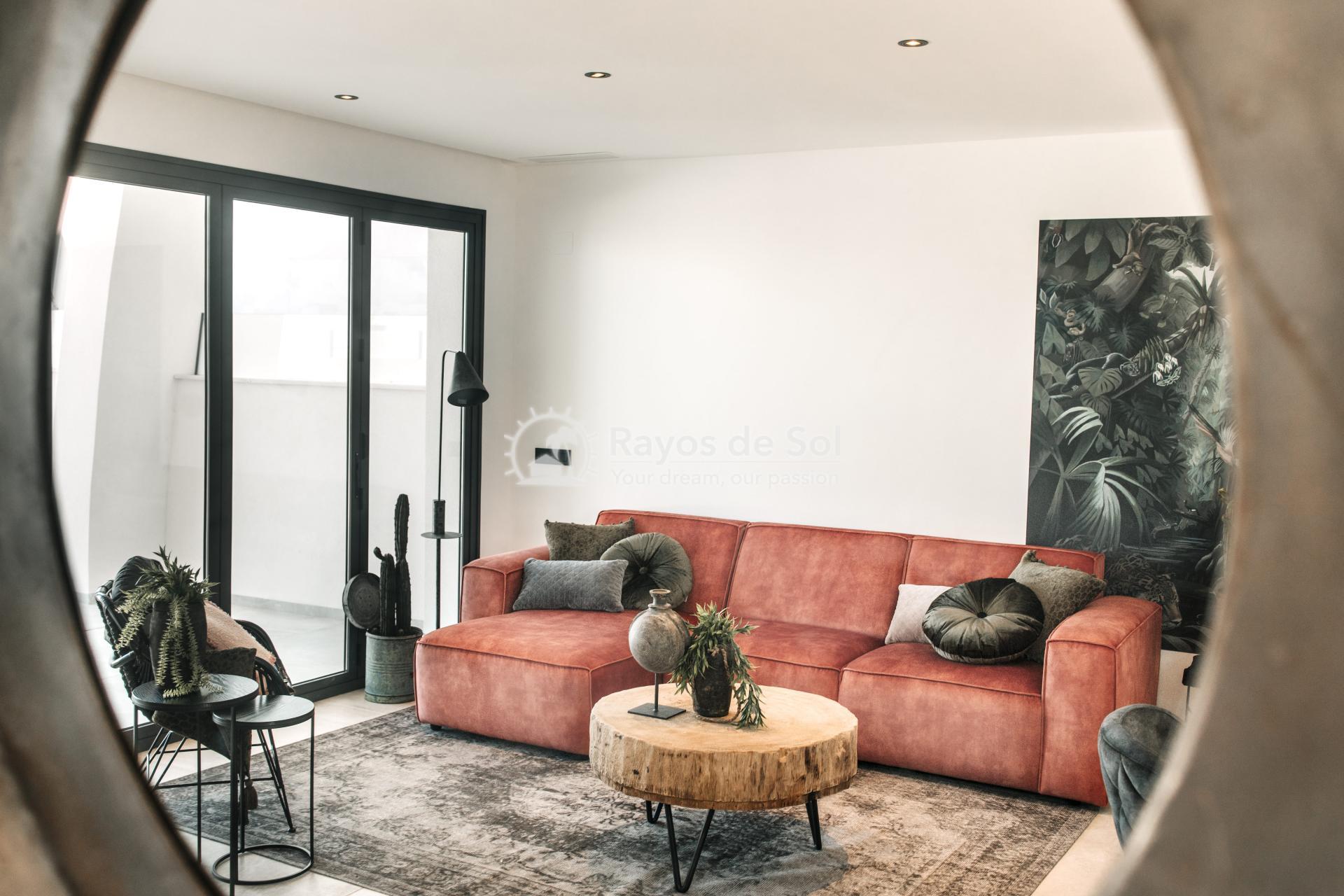 Ground Floor Apartment  in Ciudad Quesada, Costa Blanca (oceaniclux-gf) - 4