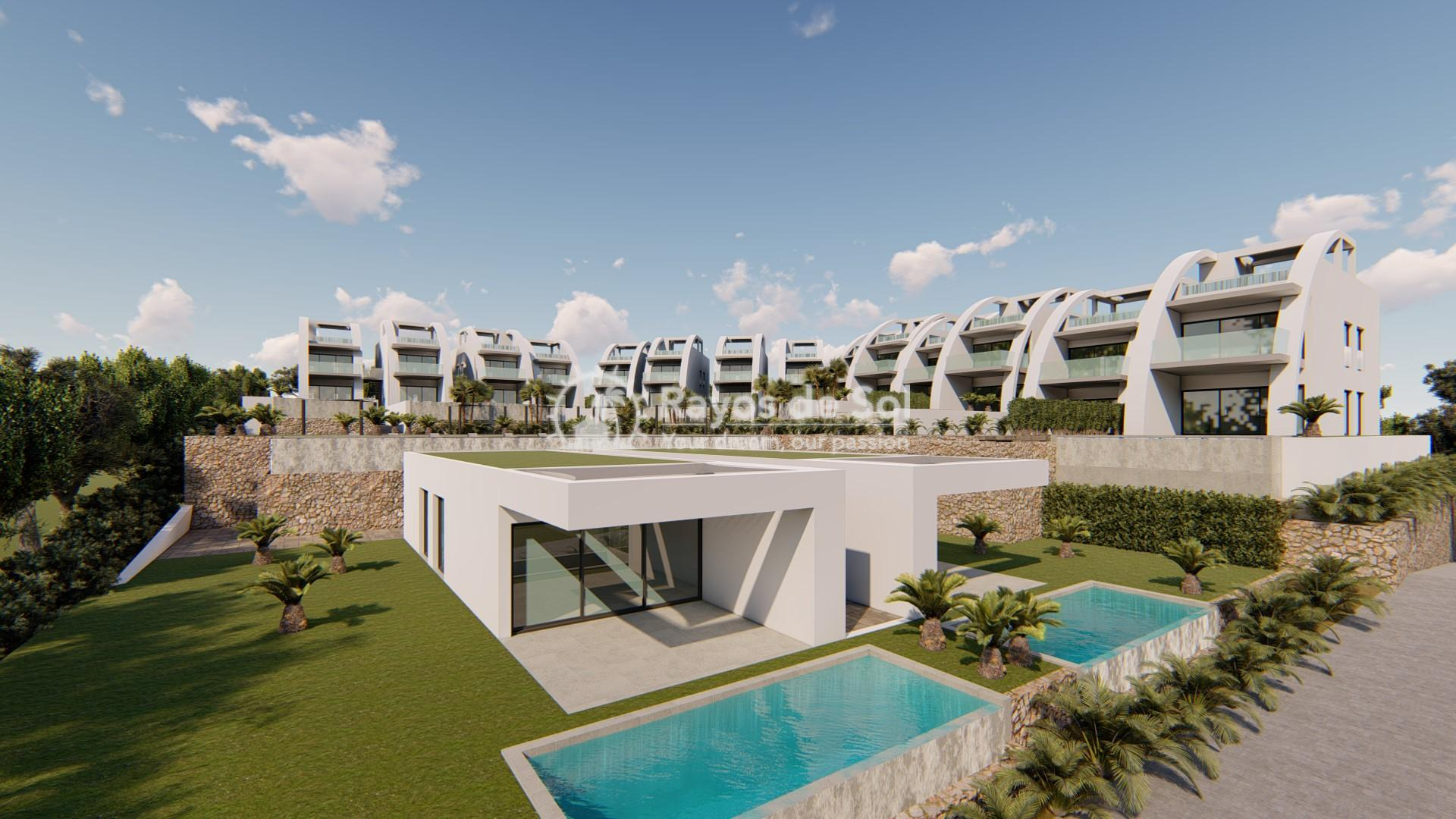 Ground Floor Apartment  in Ciudad Quesada, Costa Blanca (oceaniclux-gf) - 24