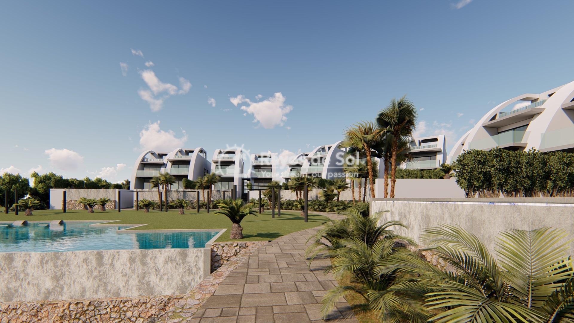 Ground Floor Apartment  in Ciudad Quesada, Costa Blanca (oceaniclux-gf) - 25