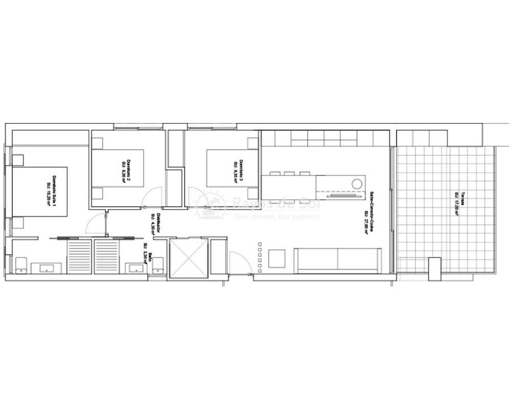 Penthouse  in Ciudad Quesada, Costa Blanca (oceaniclux-tf) - 25