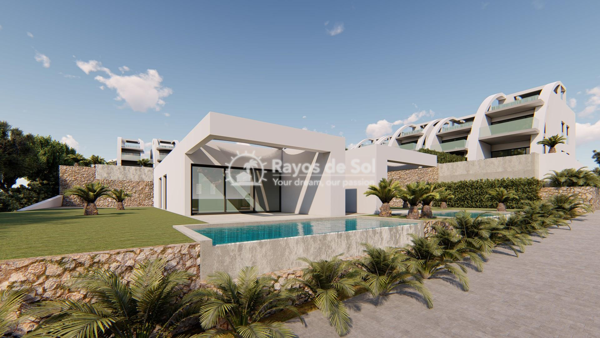 Penthouse  in Ciudad Quesada, Costa Blanca (oceaniclux-tf) - 34