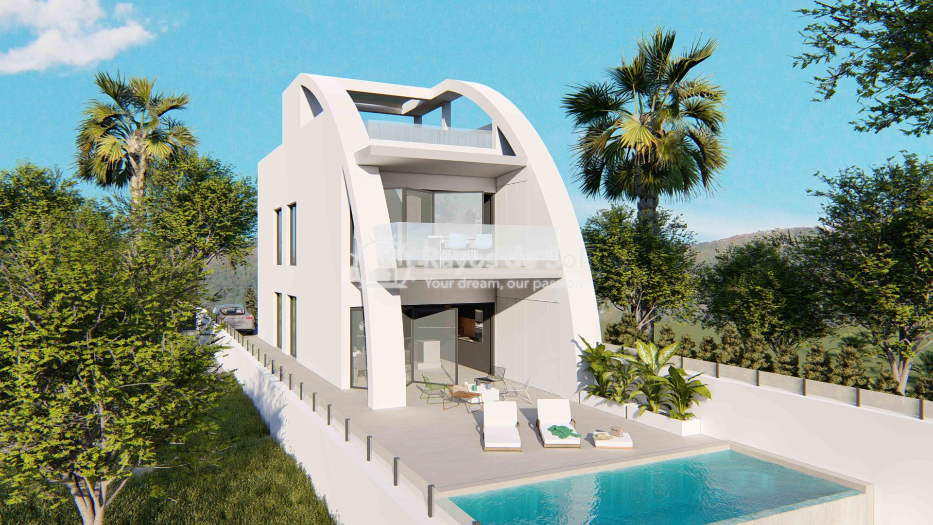 Penthouse  in Ciudad Quesada, Costa Blanca (oceaniclux-tf) - 41