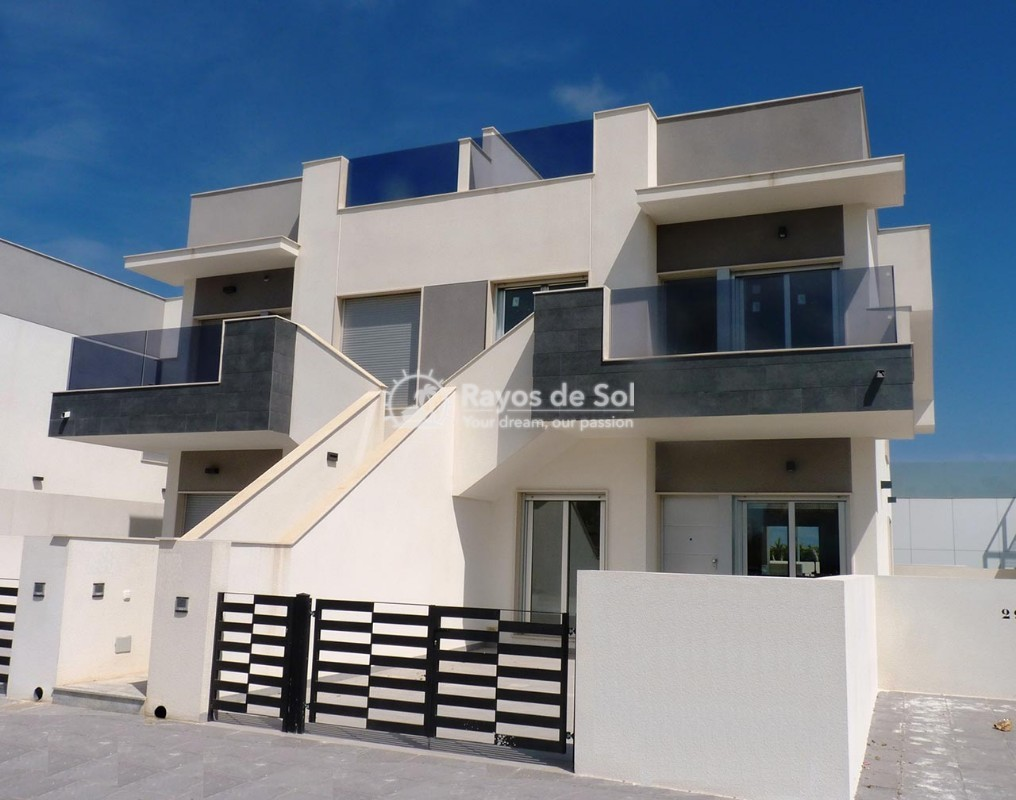 Ground Floor Apartment  in Pilar de la Horadada, Costa Blanca (ramblab-gf) - 1