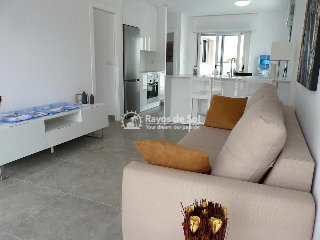 Ground Floor Apartment  in Pilar de la Horadada, Costa Blanca (ramblab-gf) - 5