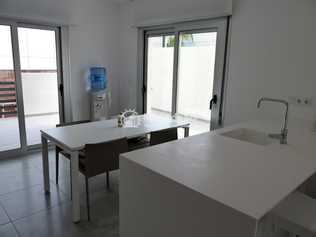 Ground Floor Apartment  in Pilar de la Horadada, Costa Blanca (ramblab-gf) - 8
