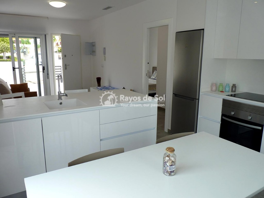 Ground Floor Apartment  in Pilar de la Horadada, Costa Blanca (ramblab-gf) - 9