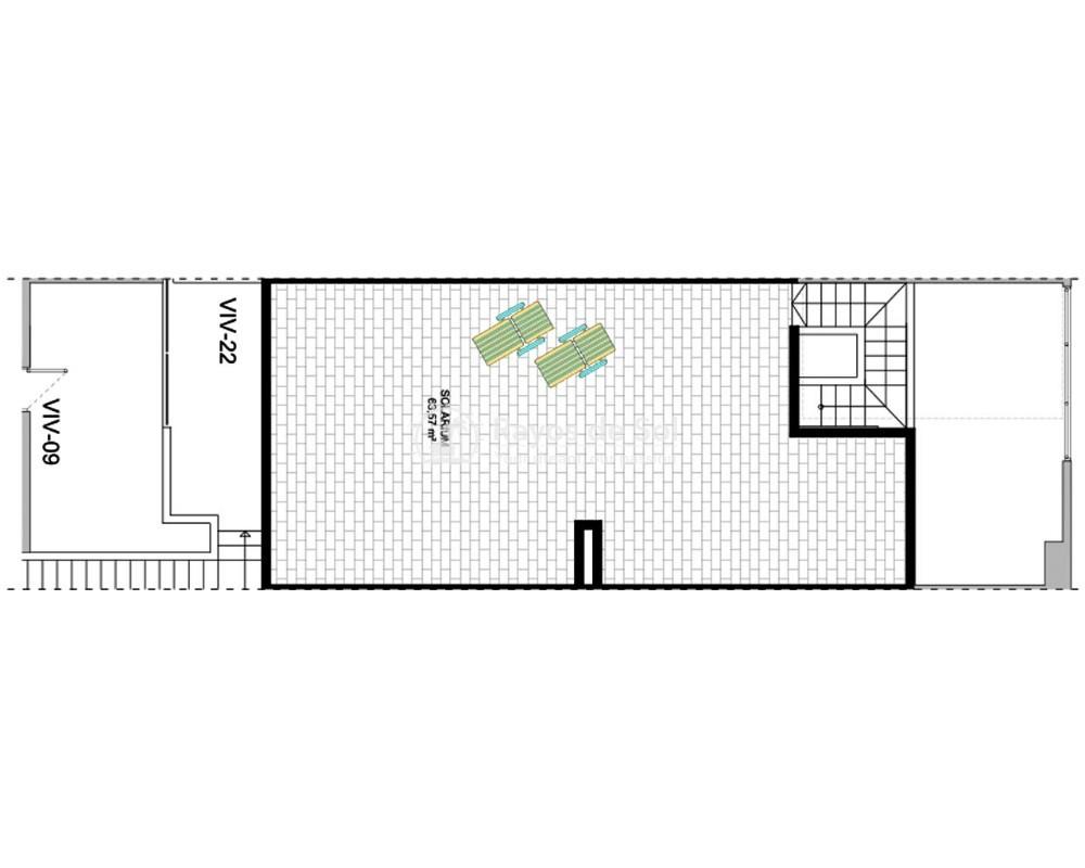 Penthouse  in Pilar de la Horadada, Costa Blanca (ramblab-tf) - 10