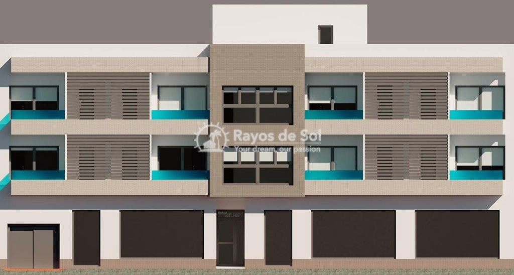Apartment  in Bigastro, Orihuela Costa, Costa Blanca (cines-2d) - 2