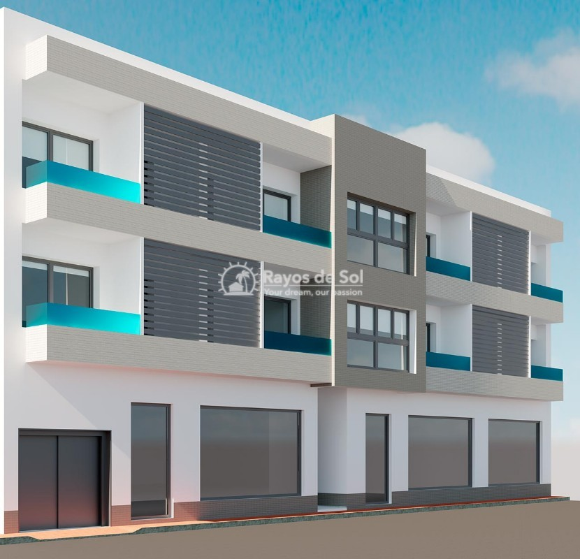 Apartment  in Bigastro, Orihuela Costa, Costa Blanca (cines-2d) - 1