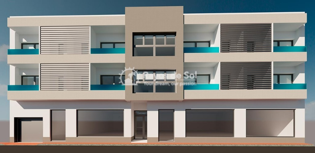 Apartment  in Bigastro, Orihuela Costa, Costa Blanca (cines-2d) - 5