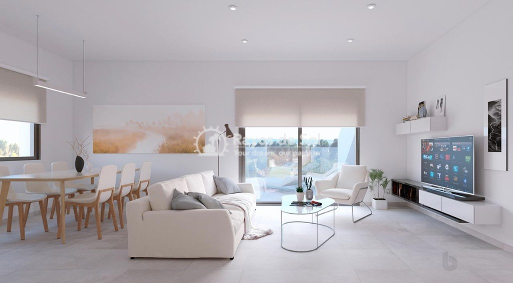 Ground Floor Apartment  in Pilar de la Horadada, Costa Blanca (azurerg-gf-2d) - 7