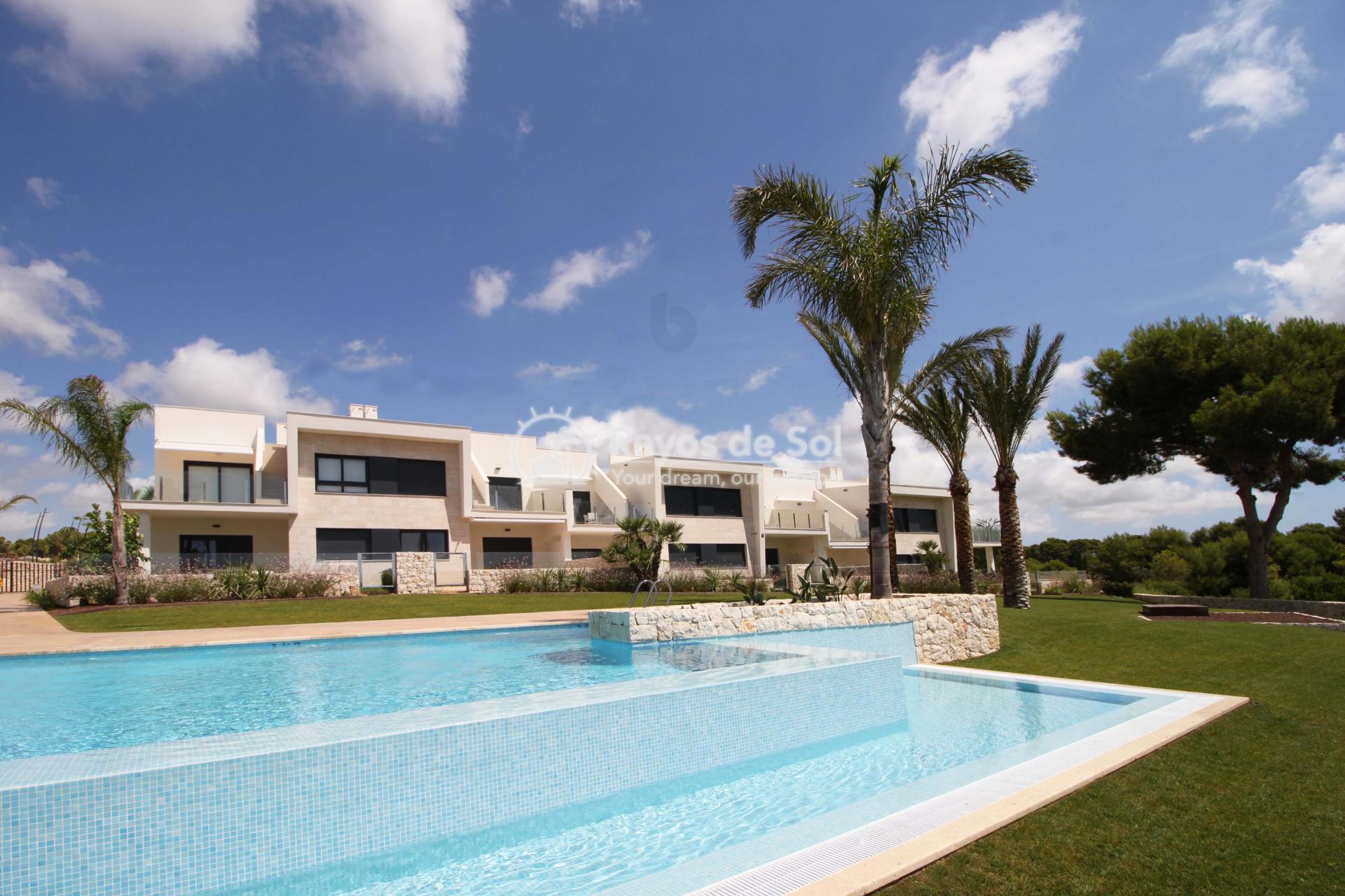 Ground Floor Apartment  in Pilar de la Horadada, Costa Blanca (azurerg-gf-3d) - 2