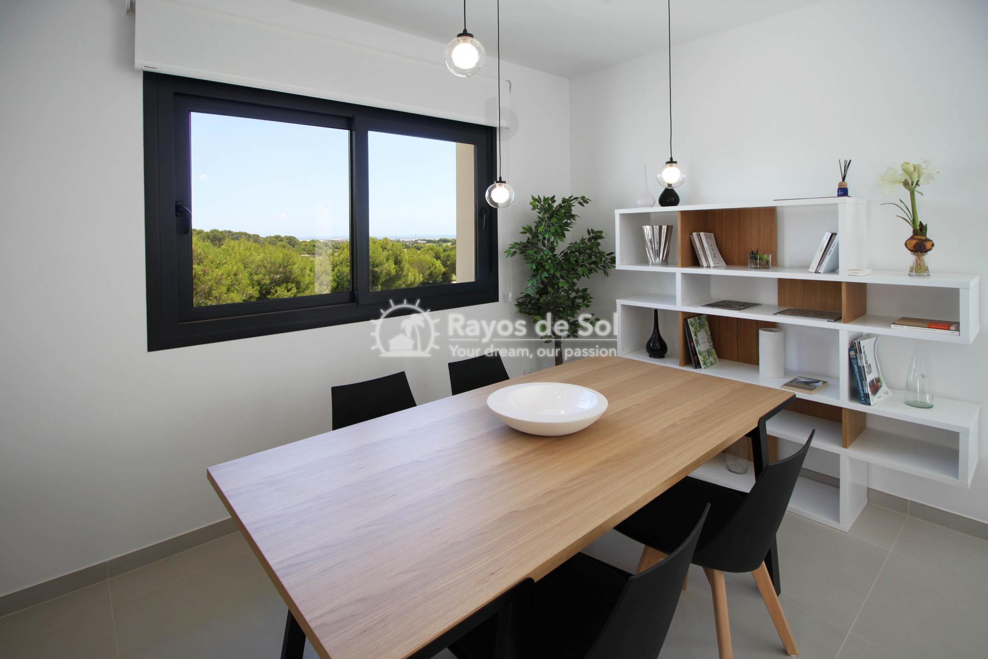 Ground Floor Apartment  in Pilar de la Horadada, Costa Blanca (azurerg-gf-3d) - 9