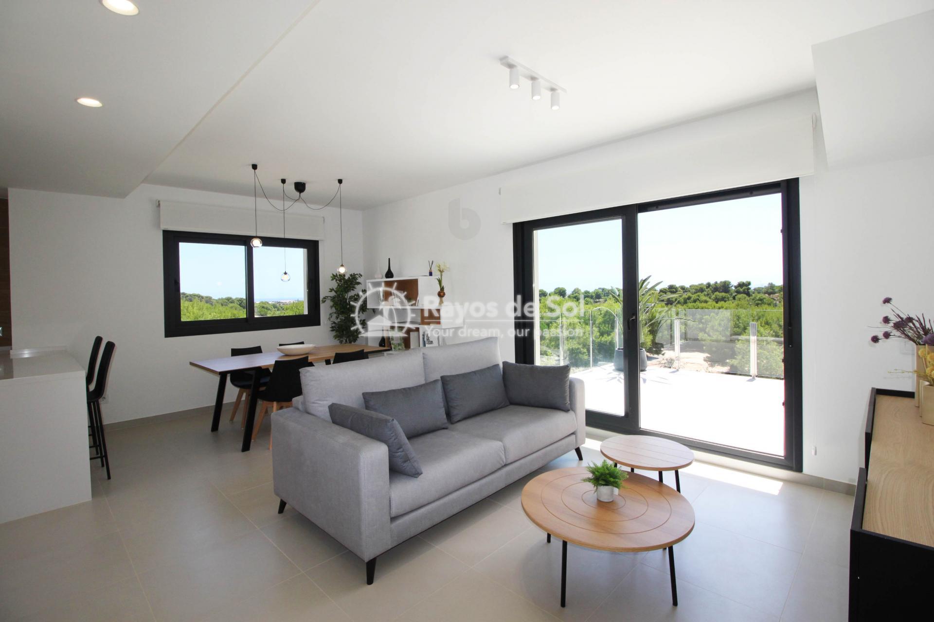 Ground Floor Apartment  in Pilar de la Horadada, Costa Blanca (azurerg-gf-3d) - 6