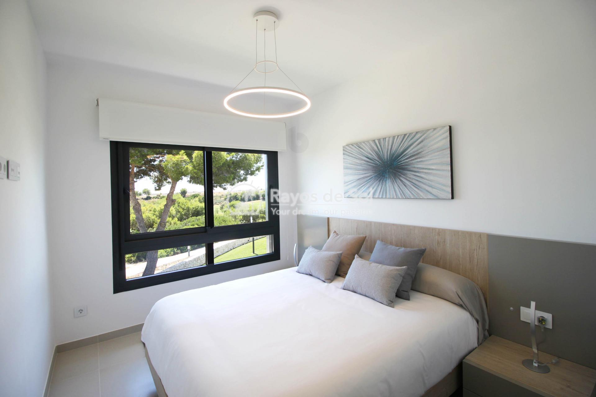 Ground Floor Apartment  in Pilar de la Horadada, Costa Blanca (azurerg-gf-3d) - 11