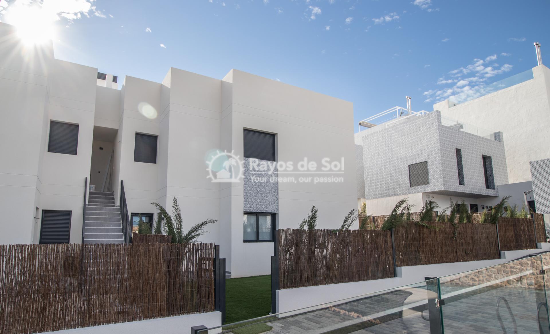 Penthouse  in San Miguel de las Salinas, Costa Blanca (salinas3-eneldo-tf) - 1