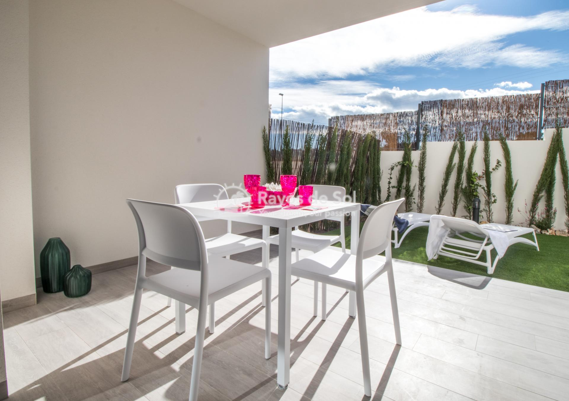 Ground Floor Apartment  in San Miguel de las Salinas, Costa Blanca (salinas3-eneldo-gf) - 35