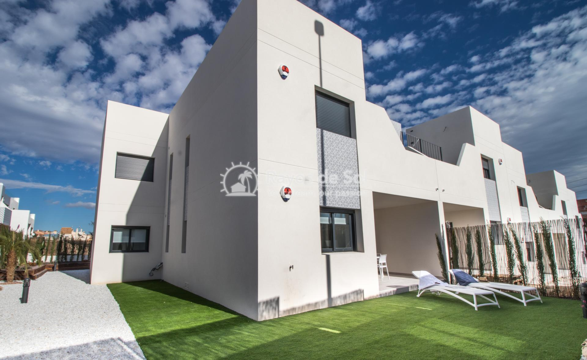 Ground Floor Apartment  in San Miguel de las Salinas, Costa Blanca (salinas3-eneldo-gf) - 1