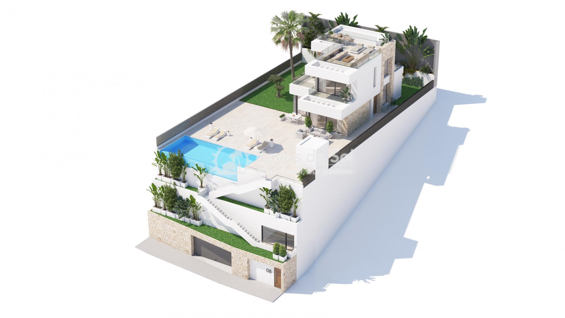 Villa  in Finestrat, Costa Blanca (seaview3-5) - 23