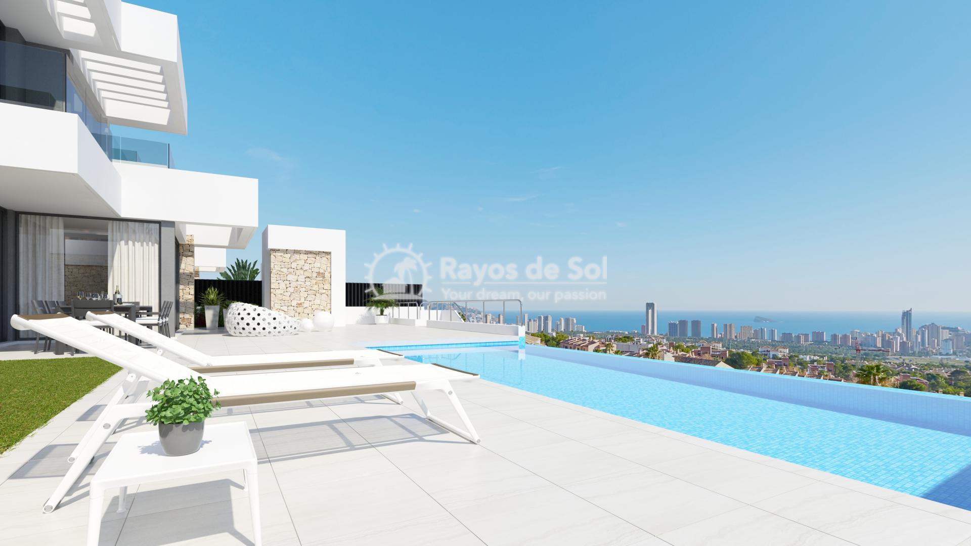 Villa  in Finestrat, Costa Blanca (seaview3-5) - 19