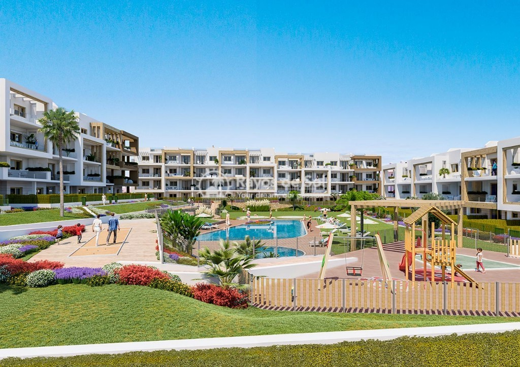 Apartment  in Villamartin, Orihuela Costa, Costa Blanca (gala-3d) - 1