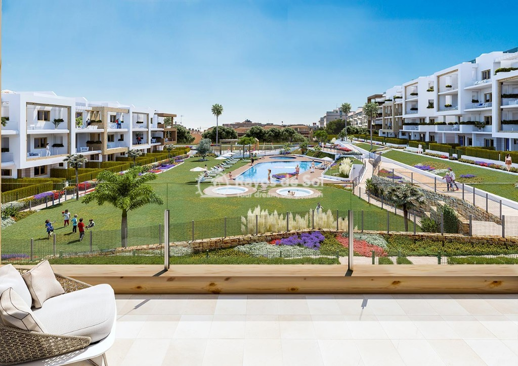 Apartment  in Villamartin, Orihuela Costa, Costa Blanca (gala-ph-2d) - 2