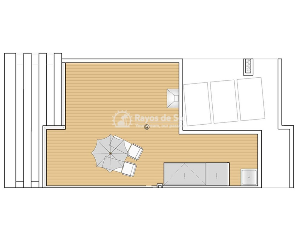 Apartment  in Villamartin, Orihuela Costa, Costa Blanca (gala-ph-2d) - 10
