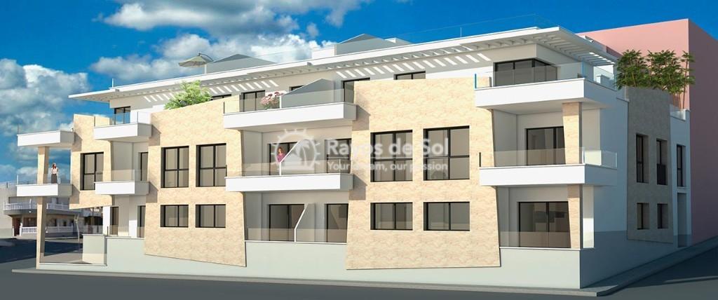 Apartment  in Torre de la Horadada, Pilar de la Horadada, Costa Blanca (vazul33-3d) - 1