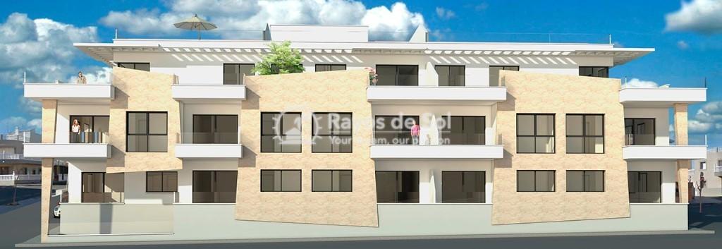 Apartment  in Torre de la Horadada, Pilar de la Horadada, Costa Blanca (vazul33-3d) - 3