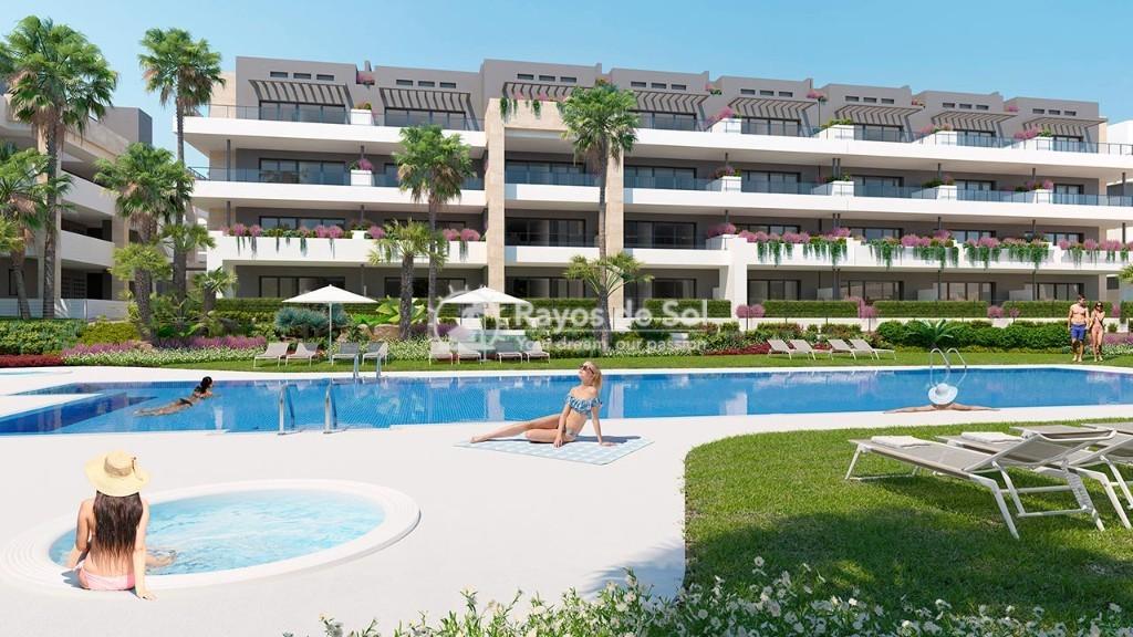 Apartment  in Playa Flamenca, Orihuela Costa, Costa Blanca (flamencav-2d) - 3